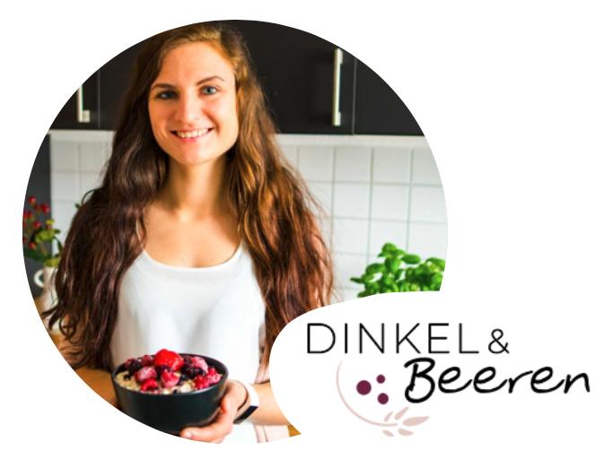 Lisa von Dinkel und Beeren